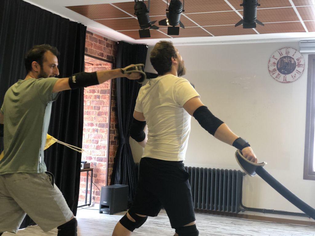 Sahne ve Set Dövüşleri
